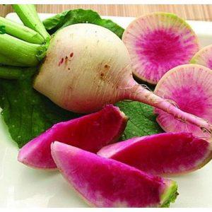 hạt giống củ cải ruột đỏ